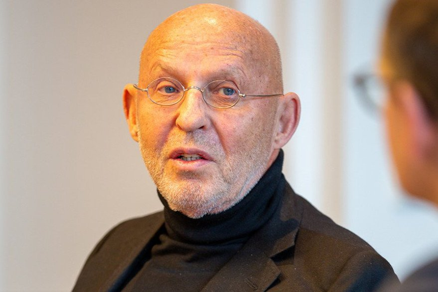 Der Namensgeber und Stifter der Arthur Langerman Foundation
